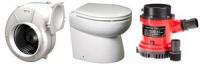 Karalog dotępnych Pomp, wentylatorów, toalet - armatury ( na telefon)