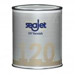 Tradycyjny, bezbarwny lakier żeglarski - UV Varnish 0,75L